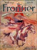 Frontier Stories (1924-1953 Doubleday/Fiction House) Pulp Vol. 3 #6