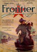 Frontier Stories (1924-1953 Doubleday/Fiction House) Pulp Vol. 4 #1