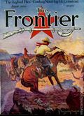 Frontier Stories (1924-1953 Doubleday/Fiction House) Pulp Vol. 4 #3