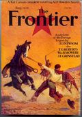 Frontier Stories (1924-1953 Doubleday/Fiction House) Pulp Vol. 4 #5