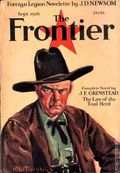 Frontier Stories (1924-1953 Doubleday/Fiction House) Pulp Vol. 4 #6