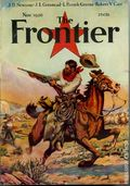 Frontier Stories (1924-1953 Doubleday/Fiction House) Pulp Vol. 5 #2