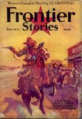 Frontier Stories (1924-1953 Doubleday/Fiction House) Pulp Vol. 5 #4