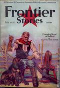 Frontier Stories (1924-1953 Doubleday/Fiction House) Pulp Vol. 5 #5