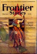Frontier Stories (1924-1953 Doubleday/Fiction House) Pulp Vol. 5 #6