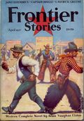 Frontier Stories (1924-1953 Doubleday/Fiction House) Pulp Vol. 6 #1