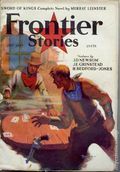 Frontier Stories (1924-1953 Doubleday/Fiction House) Pulp Vol. 6 #4