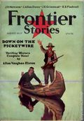 Frontier Stories (1924-1953 Doubleday/Fiction House) Pulp Vol. 6 #5