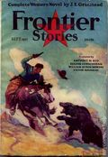 Frontier Stories (1924-1953 Doubleday/Fiction House) Pulp Vol. 6 #6