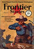 Frontier Stories (1924-1953 Doubleday/Fiction House) Pulp Vol. 7 #2