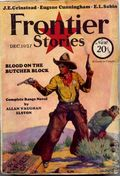 Frontier Stories (1924-1953 Doubleday/Fiction House) Pulp Vol. 7 #3