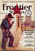Frontier Stories (1924-1953 Doubleday/Fiction House) Pulp Vol. 7 #4