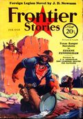 Frontier Stories (1924-1953 Doubleday/Fiction House) Pulp Vol. 7 #5