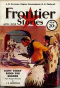 Frontier Stories (1924-1953 Doubleday/Fiction House) Pulp Vol. 8 #1
