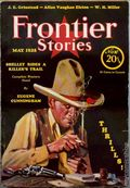 Frontier Stories (1924-1953 Doubleday/Fiction House) Pulp Vol. 8 #2