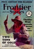 Frontier Stories (1924-1953 Doubleday/Fiction House) Pulp Vol. 8 #4