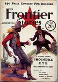 Frontier Stories (1924-1953 Doubleday/Fiction House) Pulp Vol. 8 #5