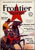 Frontier Stories (1924-1953 Doubleday/Fiction House) Pulp Vol. 8 #6