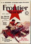 Frontier Stories (1924-1953 Doubleday/Fiction House) Pulp Vol. 9 #1
