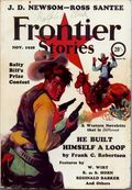 Frontier Stories (1924-1953 Doubleday/Fiction House) Pulp Vol. 9 #2