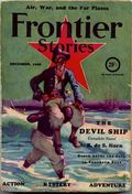 Frontier Stories (1924-1953 Doubleday/Fiction House) Pulp Vol. 9 #3