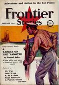 Frontier Stories (1924-1953 Doubleday/Fiction House) Pulp Vol. 9 #4