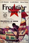 Frontier Stories (1924-1953 Doubleday/Fiction House) Pulp Vol. 9 #5