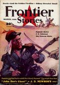 Frontier Stories (1924-1953 Doubleday/Fiction House) Pulp Vol. 9 #6
