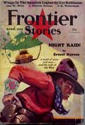 Frontier Stories (1924-1953 Doubleday/Fiction House) Pulp Vol. 10 #1