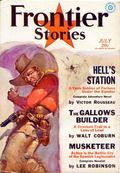 Frontier Stories (1924-1953 Doubleday/Fiction House) Pulp Vol. 10 #3