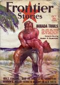 Frontier Stories (1924-1953 Doubleday/Fiction House) Pulp Vol. 10 #6