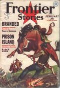Frontier Stories (1924-1953 Doubleday/Fiction House) Pulp Vol. 10 #10
