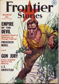 Frontier Stories (1924-1953 Doubleday/Fiction House) Pulp Vol. 10 #11