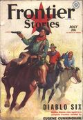 Frontier Stories (1924-1953 Doubleday/Fiction House) Pulp Vol. 11 #1