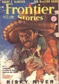 Frontier Stories (1924-1953 Doubleday/Fiction House) Pulp Vol. 11 #6