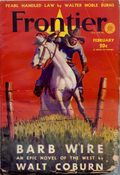 Frontier Stories (1924-1953 Doubleday/Fiction House) Pulp Vol. 11 #10