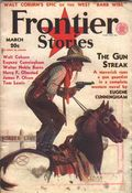 Frontier Stories (1924-1953 Doubleday/Fiction House) Pulp Vol. 11 #11