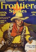 Frontier Stories (1924-1953 Doubleday/Fiction House) Pulp Vol. 11 #12