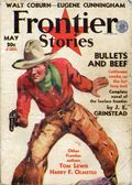 Frontier Stories (1924-1953 Doubleday/Fiction House) Pulp Vol. 12 #1