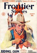 Frontier Stories (1924-1953 Doubleday/Fiction House) Pulp Vol. 12 #11