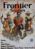 Frontier Stories (1924-1953 Doubleday/Fiction House) Pulp Vol. 13 #1