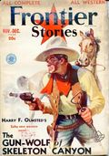 Frontier Stories (1924-1953 Doubleday/Fiction House) Pulp Vol. 13 #2