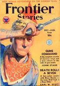 Frontier Stories (1924-1953 Doubleday/Fiction House) Pulp Vol. 13 #3