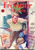 Frontier Stories (1924-1953 Doubleday/Fiction House) Pulp Vol. 13 #6
