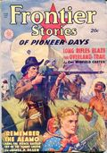 Frontier Stories (1924-1953 Doubleday/Fiction House) Pulp Vol. 13 #8