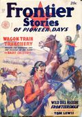Frontier Stories (1924-1953 Doubleday/Fiction House) Pulp Vol. 13 #9