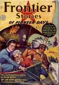 Frontier Stories (1924-1953 Doubleday/Fiction House) Pulp Vol. 13 #10