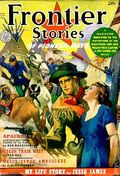 Frontier Stories (1924-1953 Doubleday/Fiction House) Pulp Vol. 13 #12