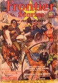 Frontier Stories (1924-1953 Doubleday/Fiction House) Pulp Vol. 14 #1