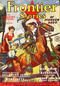 Frontier Stories (1924-1953 Doubleday/Fiction House) Pulp Vol. 14 #2